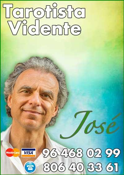 Jose - experto en videncia y tarot