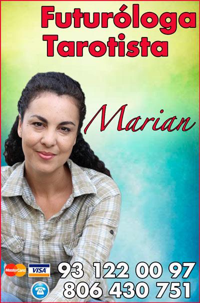 Marian - Tarot y videncia