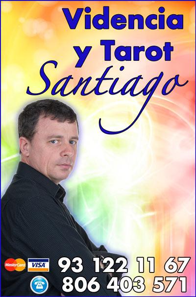 santiago - tiradas de Tarot y cartomancia