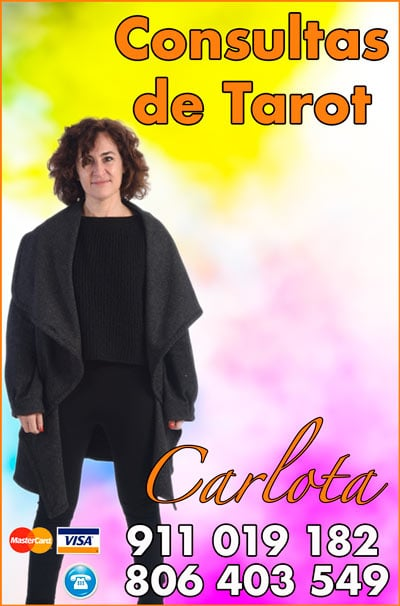 Carlota - expertas en tarot