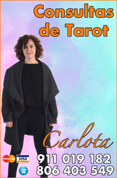 Carlota - tarotistas