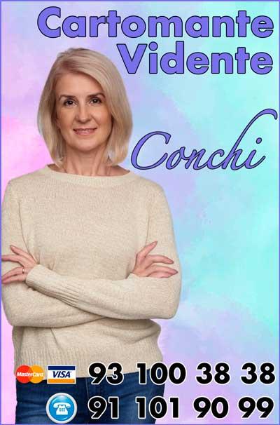 Conchi - tarot videncia