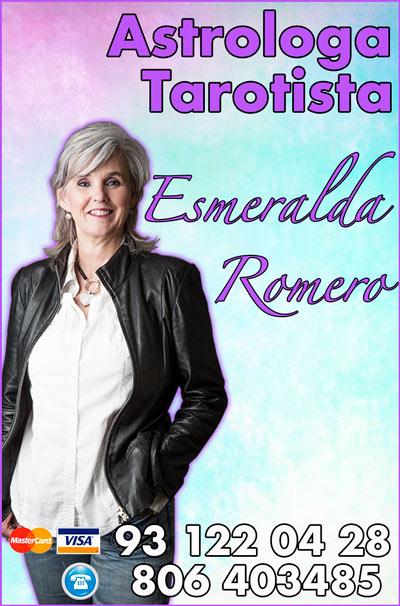 Esmeralda Romero - tarotistas y videntes