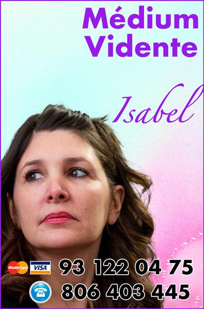 Isabel - videncia verdadera