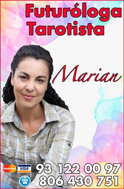 Marian - tarot y clarividencia