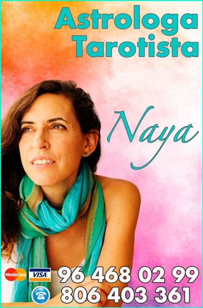 NAYA - tarotista del amor