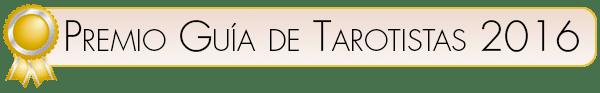 premio guía de tarotistas 2016