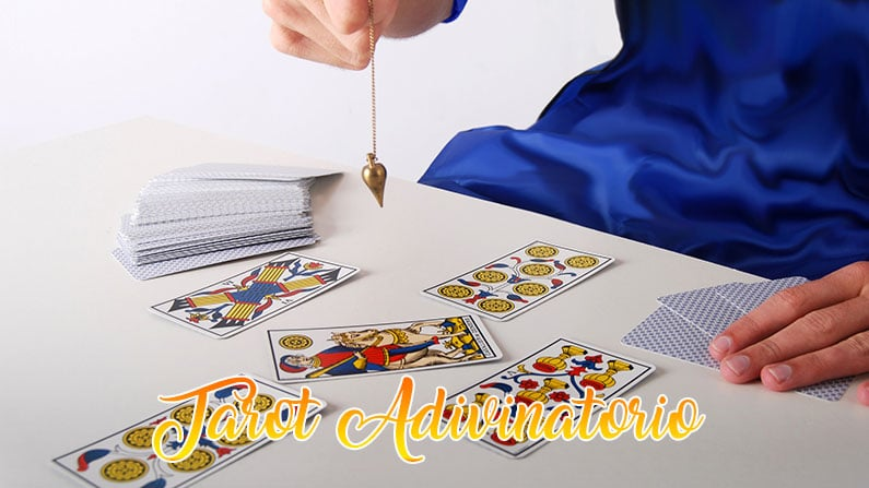 tarot adivinatorio y espiritual
